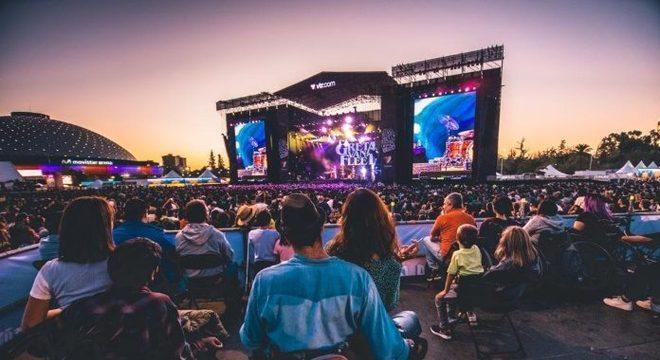 Lollapalooza Chile e Argentina anunciam novas datas