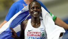 Ex-babá é a esperança da primeira medalha de Israel no atletismo