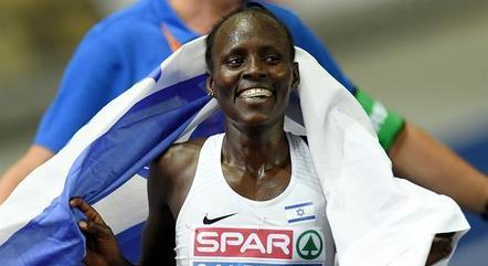 Lonah venceu o Campeonato Europeu de Atletismo