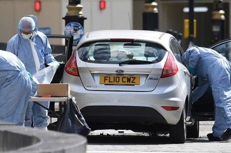 Suspeito não está cooperando com a polícia britânica