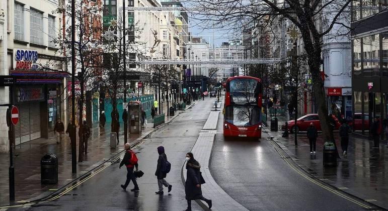 Londres concentra maioria dos novos casos de covid-19 no Reino Unido