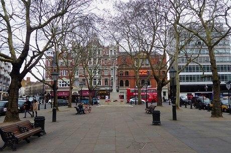 Atropelamento ocorreu em Sloane Square, Londres