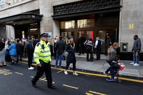 Incidente não está sendo tratado como terrorismo