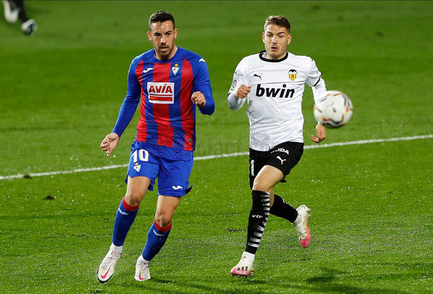 Longe dos torneios continentais, o time dá sinais de que a lutará contra o rebaixamento na Espanha.