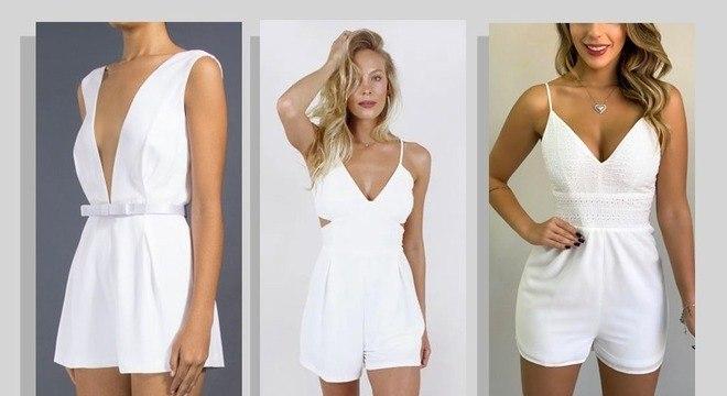 Looks brancos: 15 visuais incríveis para se inspirar no Ano-Novo