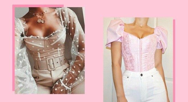 looks com corset