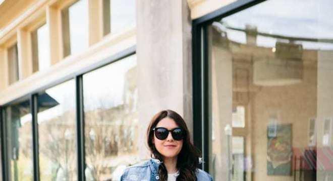 Looks com jaqueta jeans- Infinitas opções para você arrasar no visual