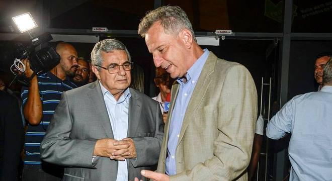 Lopes precisa convencer Landim a fechar acordo com a Globo, por final