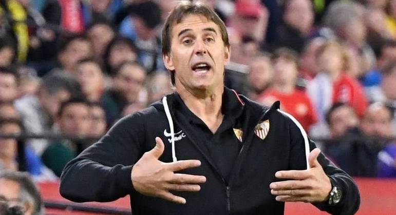 Lopetegui, do Sevilla