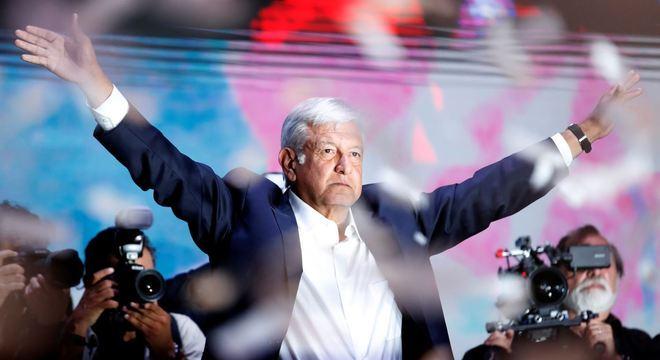 Obrador assumirá um país com níveis historicamente altos de violência