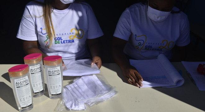 Doação faz parte de diversas ações que a empresa está realizando para combater a pandemia