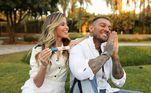 No dia 17 de setembro, o cantor Lucas Lucco e a modelo Lorena Carvalho surpreenderam os fãs com a notícia de um novo membro a família Lucco. No ano passado, o casal compartilhou que acabou perdendo o primeiro filho antes mesmo de anunciarem a gravidez.