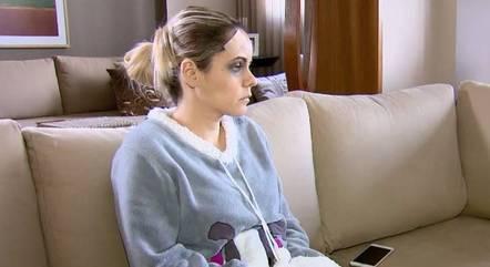 Lorenza e o marido já foram vítimas de ataques