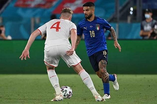 Lorenzo Insigne - Napoli - Atacante - 30 anos - 48 milhões de euros (R$ 286 mi) - Contrato até 30/06/2022