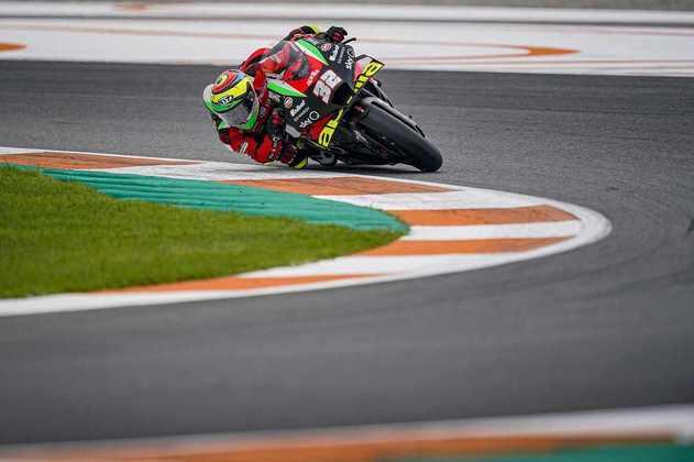 Lorenzo Savadori sai em 21º, e último, no GP da Comunidade Valenciana