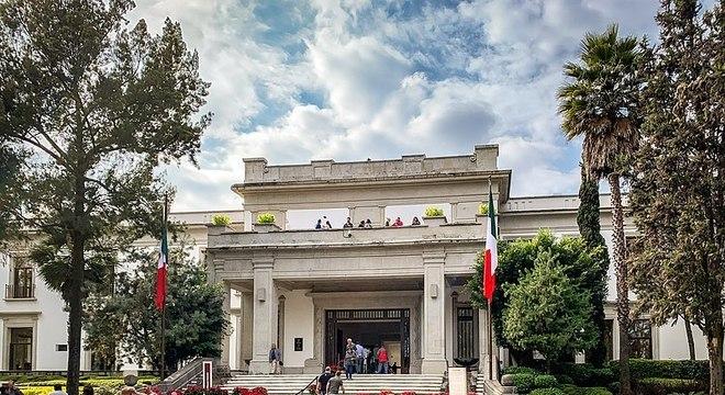 Antiga residência presidencial abrigará médicos que lutam contra a covid-19