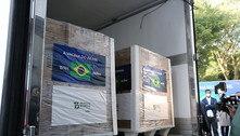 Butantan entrega lote de 1 milhão de doses da CoronaVac a ministério