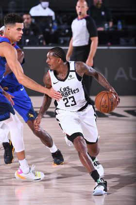 Lou WIlliams (Los Angeles Clippers) 6,5 - Com 14 pontos e cinco assistências em 31 minutos, Lou Williams liderou o banco de reservas na vitória sobre o Dallas Mavericks
