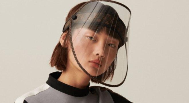 Máscara facial deve custar mais de R$ 4.500,00.