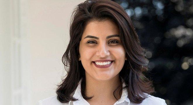 Loujain al-Hathloul foi presa em 2018