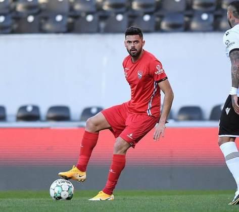 Lourency (25 anos) - Posição: atacante - Clube atual: Gil Vicente - Valor de mercado: 700 mil de euros