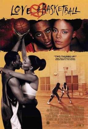 Love and Basketball (2000) - Além dos Limites, em português, mostra dois amigos que sonham em jogar basquete profissionalmente desde a infância. Ele é filho de um jogador da NBA, enquanto ela é sua vizinha. Eles acabam tendo uma relação de amor e ódio, se separam, mas não conseguem viver sem o outro. Omar Epps (aquele médico que o House ama odiar) é o ator principal