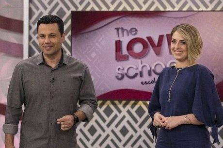 Renato e Cristiane Cardoso  contam a história de Sérgio e Patrícia neste sábado (15)