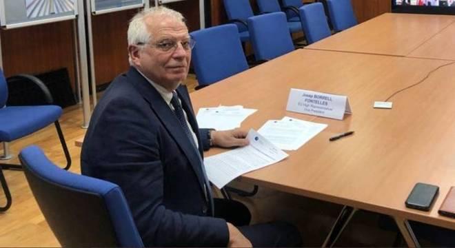 Josep Borrell lamentou a decisão e alertou para um maior isolamento do país
