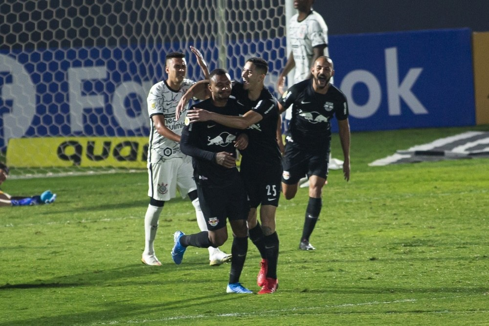 Luan Cândido marcou o primeiro gol para o time de Bragança