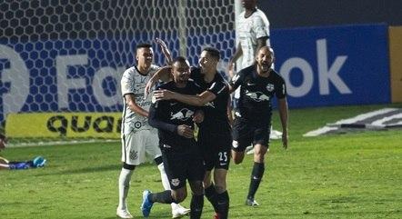 Luan Cândido fez o primeiro gol do jogo