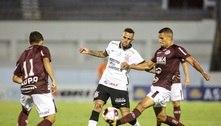 Ferroviária vira e bate Corinthians, que perde a primeira na temporada