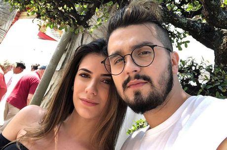Luan e Jade terminaram noivado