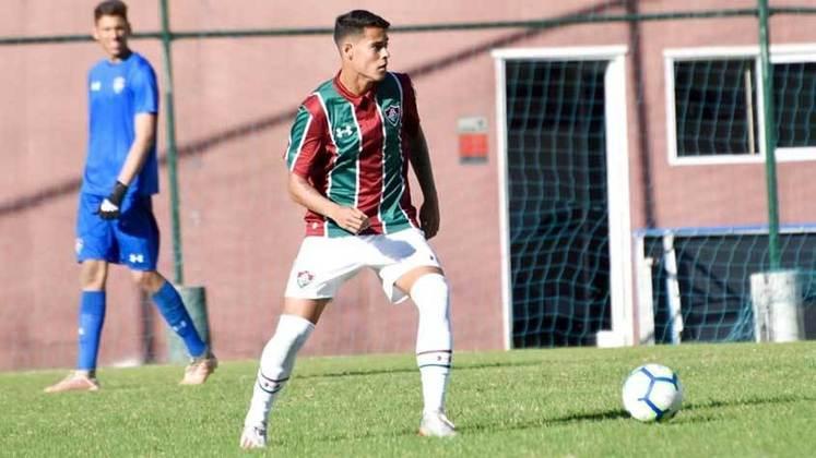 Luan Freitas - zagueiro - 20 anos - contrato até 29/11/2022
