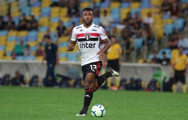 Luan - o volante do São Paulo tem 22 anos e tem contrato até dezembro de 2023 com o Tricolor.