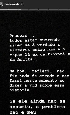 Instagram Luan Santos
