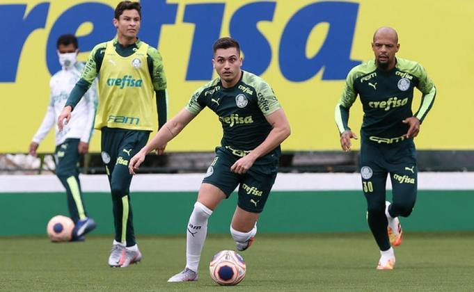 Luan Silva - Atacante - 22 anos - Emprestado ao Palmeiras pelo Vitória - Contrato de empréstimo até: 31/12/2021