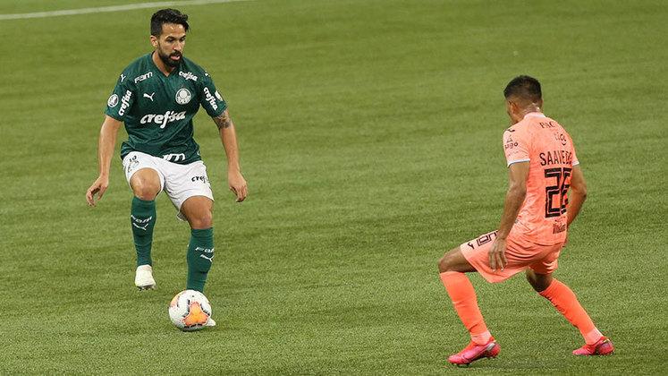 Luan - Zagueiro - Palmeiras - Valor segundo o Transfermarkt: 6 milhões de euros (aproximadamente R$ 37,62 milhões)