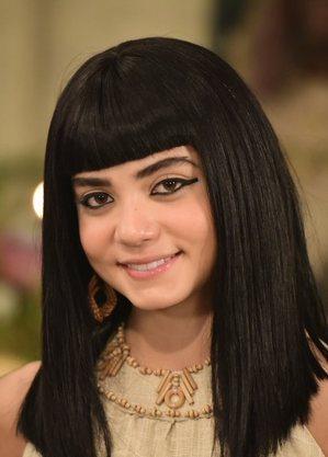 Luana Camaleão integra elenco de José do Egito, em Gênesis, como Kefera