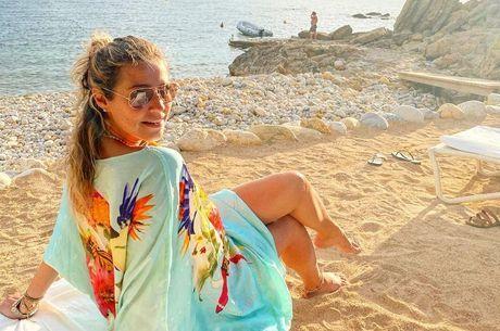 Luana Piovani vai aproveitar dias de folga em Ibiza