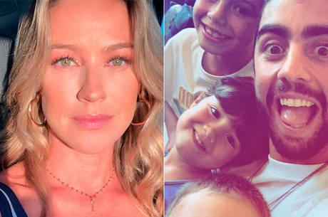 Luana Piovani ficou 4 dias sem falar com filhos