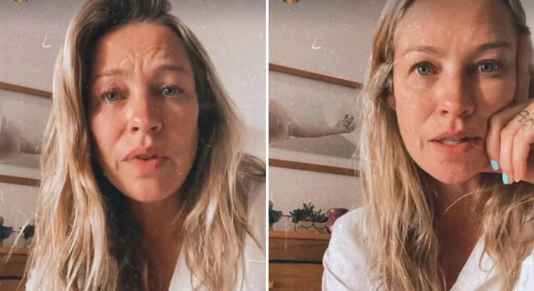 Luana Piovani desabafa sobre filho: 'Acha que eu sou secretária dele'