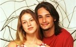 Rodrigo SantoroOs dois começaram a namorar em 1997 e ficaram juntos por três anos, mas o relacionamento acabou após uma traição de Piovani. A atriz foi flagrada beijando o empresário Christiano Rangel em um camarote de Salvador, no Carnaval de 2000