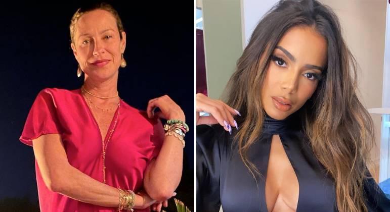 Luana Piovani rebate comentário sobre Anitta: 'A culpa era do Pedro'