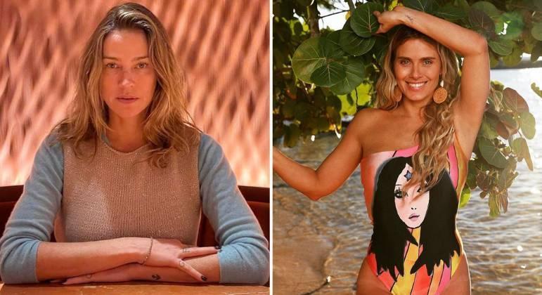 Luana Piovani disse que conviveria com Carolina Dieckmann após desentendimento do passado