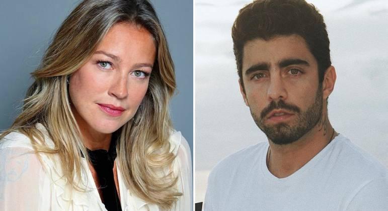 Luana Piovani reclama de viagem de Pedro Scooby com os filhos para o Brasil