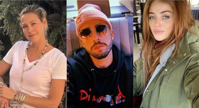 Luana, Scooby e Cintia agoram vão morar pertinho