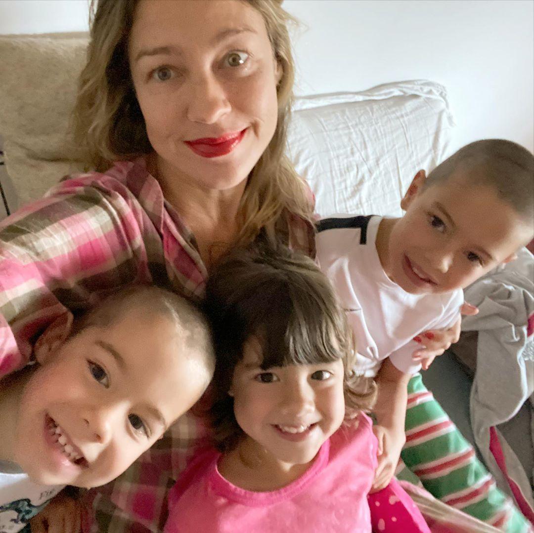Luana falou sobre as alegrias e as dificuldades de ser mãe
