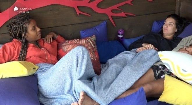 Luane Dias ainda está magoada com Sandro Pedroso