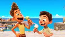 'Algumas emoções são universais', diz diretor da animação 'Luca'