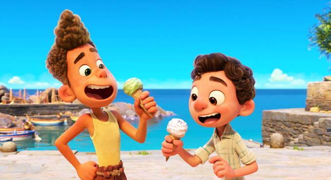 Diretor da animação 'Luca' revelou as inspirações para criar a história